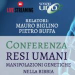 Streaming: Conferenza Resi Umani – 4 Maggio 2018